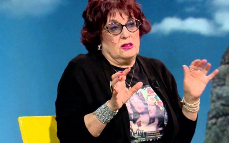 """""""სიხარულიძე ჩემს კაბინეტში ფეხს ვერ შეადგამს""""- ქეთი დოლიძე კინომსახიობთა თეატრიდან გაუშვეს"""