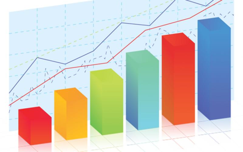2017 წლის პირველ ნახევარში, წინა წლის შესაბამის პერიოდთან შედარებით, ქვეყნის ეკონომიკა 4.9%-ით გაიზარდა