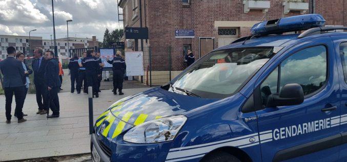 მკვლელობა საფრანგეთში-დაღუპულები არიან დედა, მისი 2 მცირეწლოვანი შვილი და ოჯახის მეგობარი.