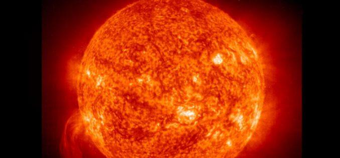 მეცნიერებმა მზეზე უჩვეულო აქტივობა დააფიქსირეს.