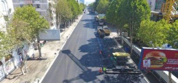 რა გაკეთდა სამ თვეში პეკინის ქუჩაზე და როგორი იქნება რეაბილიტირებული ქუჩა