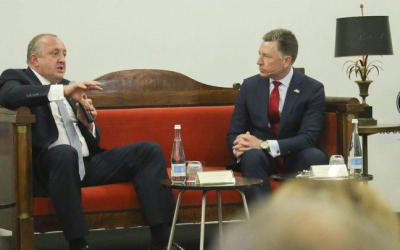 გიორგი მარგველაშვილი აცხადებს, რომ რუსული პროპაგანდა საქართველოში განსხვავებულის მიუღებლობის დამკვიდრებას ცდილობს