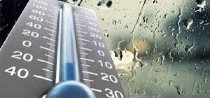 1 ოქტომბრიდან ჰაერის ტემპერატურა 3-5 გრადუსით მოიმატებს.