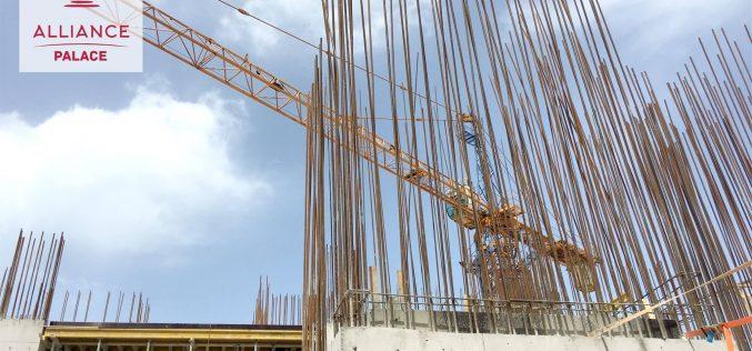 """ბათუმში, იუსტიციის სახლის მიმდებარედ """"ალიანს პალასის"""" მშენებლობაზე დაშავებულთა რიცხვი 5-მდე გაიზარდა"""