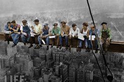 """""""ლანჩი ცათამბჯენზე"""": ცნობილი ფოტოს რეალური ისტორია"""