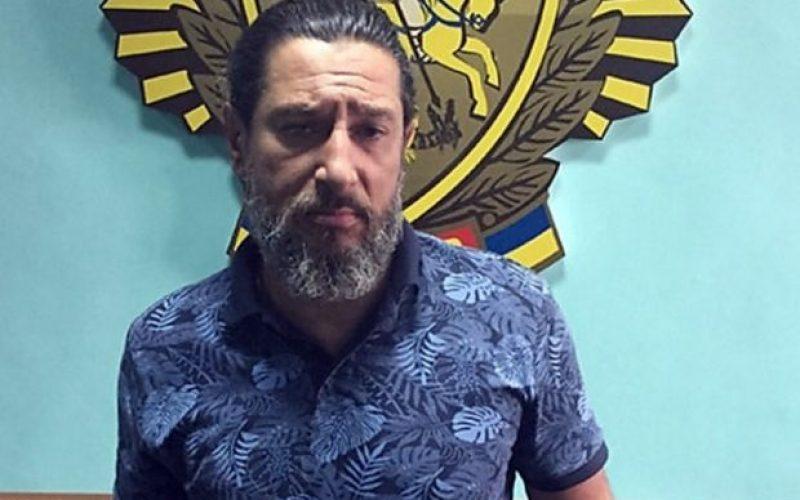 """ქალაქ კიევის პოლიციამ ე.წ. კანონიერი ქურდი """"გელა თბილისკი"""" მეორედ დააკავა."""