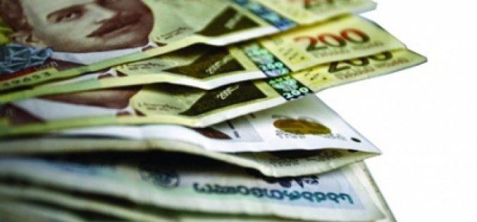 ლარი მკვეთრად გაუფასურდა – ეროვნულმა ბანკმა ახალი კურსი დაადგინა
