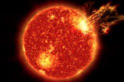 რამდენიმე საათის წინ მზეზე ახალი აფეთქება მოხდა.