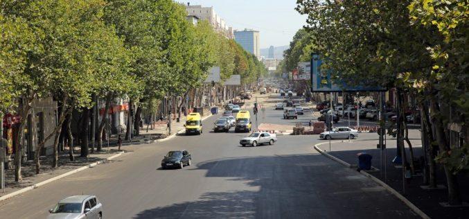 პეკინის ქუჩა ოფიციალურად 21 სექტემბერს გაიხსნება.იხილეთ ველობილიკის ფოტოები.