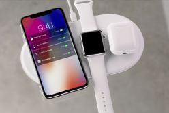 iPhone X,iPhone 8, iPhone 8+  ის პრეზენტაცია გაიმართა.