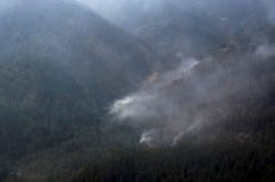ხულოში, შავნაბადას მთაზე ამ დროისთვის წვიმს. მოსული ნალექი არ არის საკმარისი ხანძრის სრული ლიკვიდაციისთვის, ამიტომ მუშაობა გრძელდება.