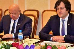 ირაკლი კობახიძე უზბეკეთის რესპუბლიკის ოლიი მაჯლისის სენატის თავმჯდომარეს, ნიგმატილა იულდოშევს შეხვდა