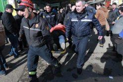 """""""ვარკეთილის"""" მეტროში ჭერის ჩამონგრევის შედეგად საპატრულო პოლიციის ერთ-ერთი თანამშრომელი დაშავდა."""