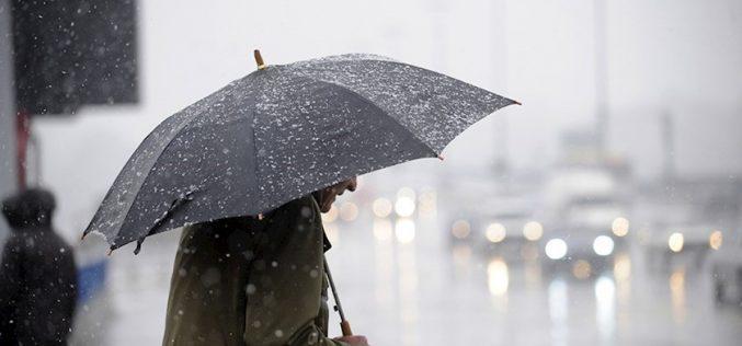 არამდგრადი ამინდი აღმოსავლეთ საქართველოში თვის ბოლომდე ნარჩუნდება.