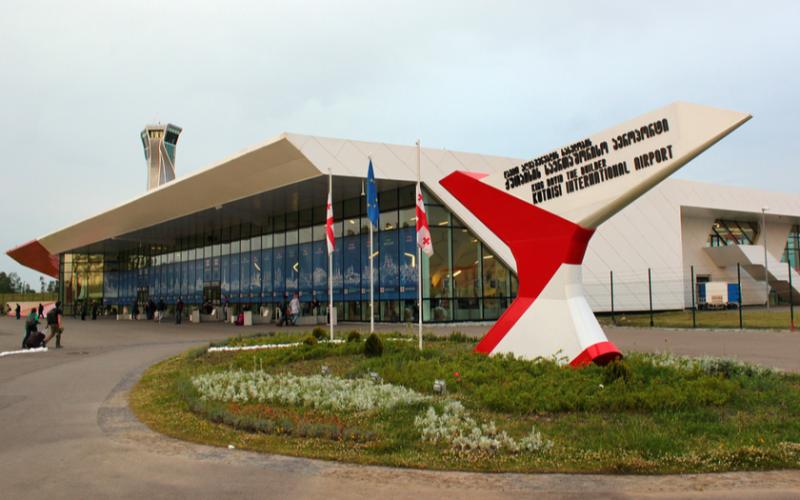 ქუთაისის საერთაშორისო აეროპორტში მზგავრთა ნაკადი იზრდება.