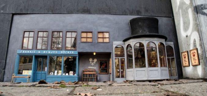 შვედეთში თაგვებისთვის თეატრი და წიგნის მაღაზია გახსნეს