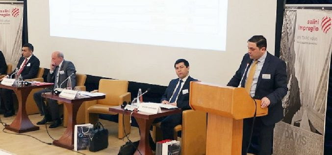 თბილისი ჰიდროენერგეტიკულ და ინფრასტრუქტურულ პროექტებზე საერთაშორისო კონგრესს მასპინძლობს
