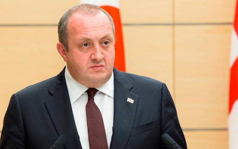 საბერძნეთში პრეზიდენტის სახელმწიფო ვიზიტის ფარგლებში გიორგი მარგველაშვილი ოპოზიციის ლიდერს შეხვდ