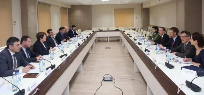 ევროკომისიის დელეგაცია- საქართველო წარმოადგენს წამყვან რეფორმატორ ქვეყანას აღმოსავლეთ პარტნიორობის რეგიონში