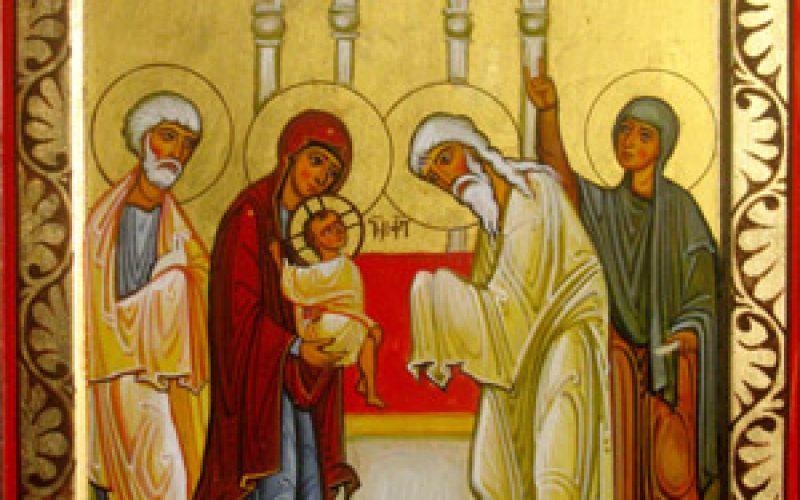 მართლმადიდებელი ეკლესია დღეს, 15 თებერვალს, მირქმის, ანუ უფლისადმი მიგებების დღესასწაულს აღნიშნავს