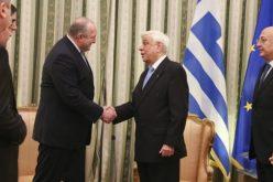 გიორგი მარგველაშვილმა საბერძნეთის პრეზიდენტი 26 მაისს დამოუკიდებლობის 100 წლისთავის აღსანიშნავად საქართველოში მოიწვია