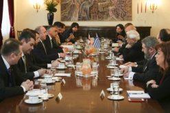 საბერძნეთი და საქართველო პოლიტიკური, ეკონომიკური და კულტურული კავშირების გაძლიერებაზე შეთანხმდნენ