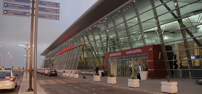 თბილისის საერთაშორისო აეროპორტში კიევი-თბილისის ავიარეისი ავარიულად დაეშვა