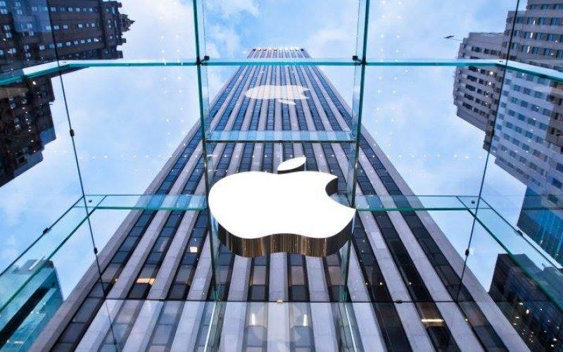 კომპანია Apple-ის კაპიტალმა 900 მილიარდ დოლარს გადააჭარბა