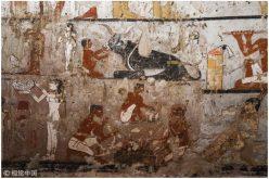 ეგვიპტის პირამიდებთან 4 400 წლის საფლავი აღმოაჩინეს