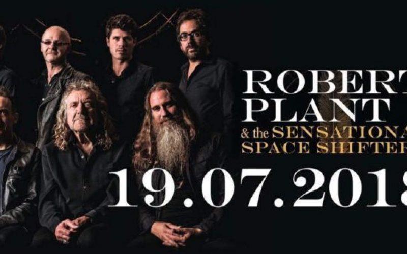 19 ივლისს, Black Sea Arena როკის ლეგენდას – რობერტ პლანტს უმასპინძლებს.