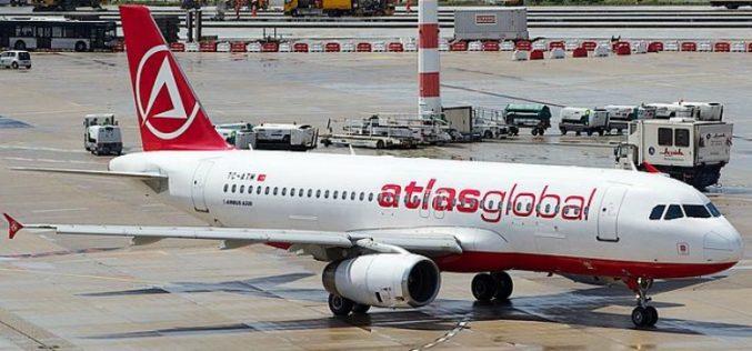 """თურქული ავიაკომპანია """"ატლას გლობალი"""" 26 აპრილიდან სტამბოლიდან თბილისში რეგულარულ რეისებს აღარ შეასრულებს."""
