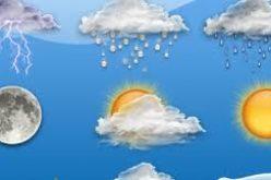 როგორი ამინდია მოსალოდნელი საქართველოში – უახლოესი დღეების პროგნოზი