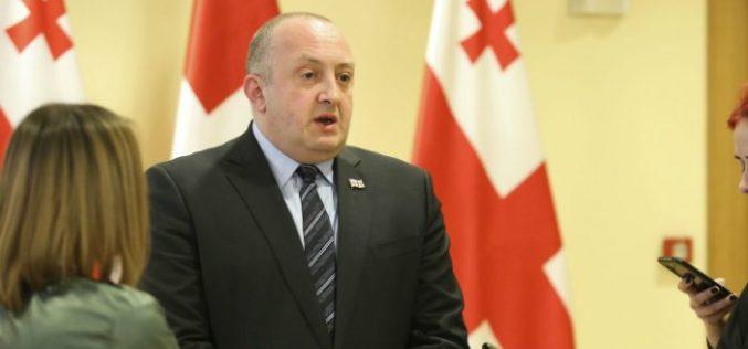 საქართველოს პრეზიდენტი გიორგი მარგველაშვილი 8-10 მარტს ბელგიაში, სამუშაო ვიზიტის ფარგლებში, შეხვედრებს ევროკომისიაში, ევროკავშირის საბჭოსა და NATO-ს  შტაბ-ბინაში გამართავს.