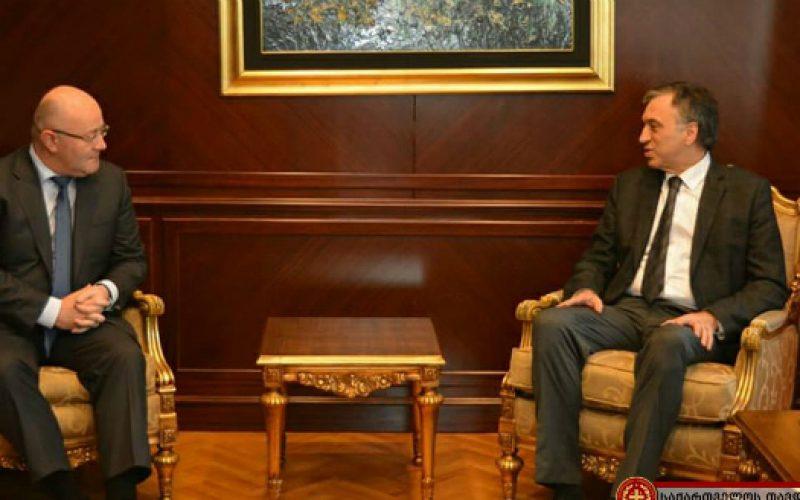 მონტენეგროში ოფიციალური ვიზიტი საქართველოს თავდაცვის მინისტრმა პრეზიდენტ ფილიპ ვუიანოვიჩთან და საგარეო საქმეთა მინისტრ სრჯან დანმანოვიჩთან შეხვედრებით დაასრულა
