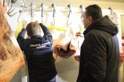 სურსათის ეროვნულმა სააგენტომ 200 კგ-ზე მეტი ხორცი დალუქა(იხ.ვიდეო)