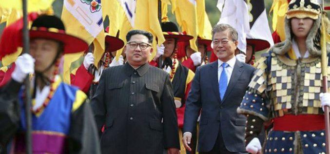 """""""სამხრეთ კორეა და ჩრდილოეთ კორეა ურთიერთობების გაუმჯობესებას მომავალშიც გააგრძელებენ"""""""