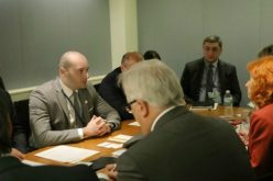მამუკა ბახტაძე საერთაშორისო საფინანსო კორპორაციის (IFC) ვიცე-პრეზიდენტს, ჯორჯინა ბეიქერს (Georgina Baker) შეხვდა.