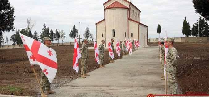 დღეს ქართული არმია დაარსებიდან 27 წლის იუბილეს აღნიშნავს(იხ.ფოტოები)