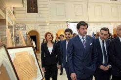 ქართული ენის დაცვა-შენარჩუნება იყო და არის ჩვენი ერის საუკუნოვანი, მარადიული მისია-კახა კალაძე