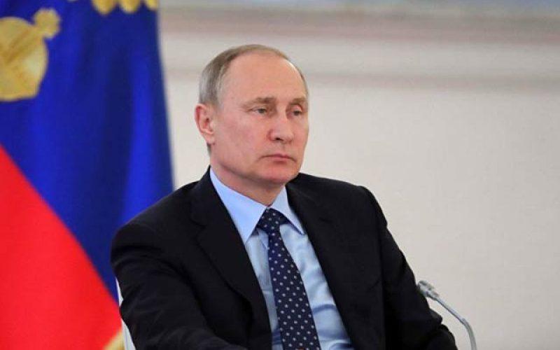 """""""სირიაში შექმნილ ვითარებასთან დაკავშირებით, აშშ-სა და მათი მოკავშირეების აგრესიული ქმედებების განსახილველად, რუსეთის პრეზიდენტი გაეროს უშიშროების საბჭოს საგანგებო სხდომას იწვევს"""""""