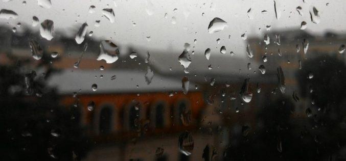 13 – 14 აპრილს საქართველოში მოსალოდნელია დროგამოშვებით ხანმოკლე წვიმა და ელჭექი