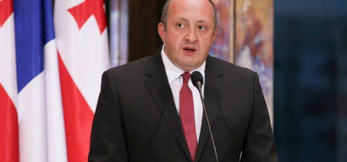 რუსეთის ხელისუფლებას რაციონალურ დიალოგს ვთავაზობთ-გიორგი მარგველაშვილი