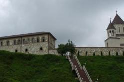 ხობის საეკლესიო კომპლექსში 5 წმინდანის წმინდა ნაწილებს ჩამოაბრძანებენ