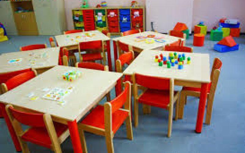 თბილისის საჯარო საბავშვო ბაგა-ბაღებში 2017-2018 სასწავლო-სააღმზრდელო წლისთვის ელექტრონული რეგისტრაცია ორ ეტაპად წარიმართება.