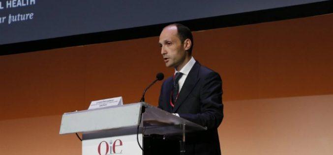 ლევან დავითაშვილი პარიზში,  ცხოველთა ჯანმრთელობის დაცვის მსოფლიო ორგანიზაციის (OIE) 86-ე გენერალურ სესიას სპეციალური მიწვევით ესწრება.