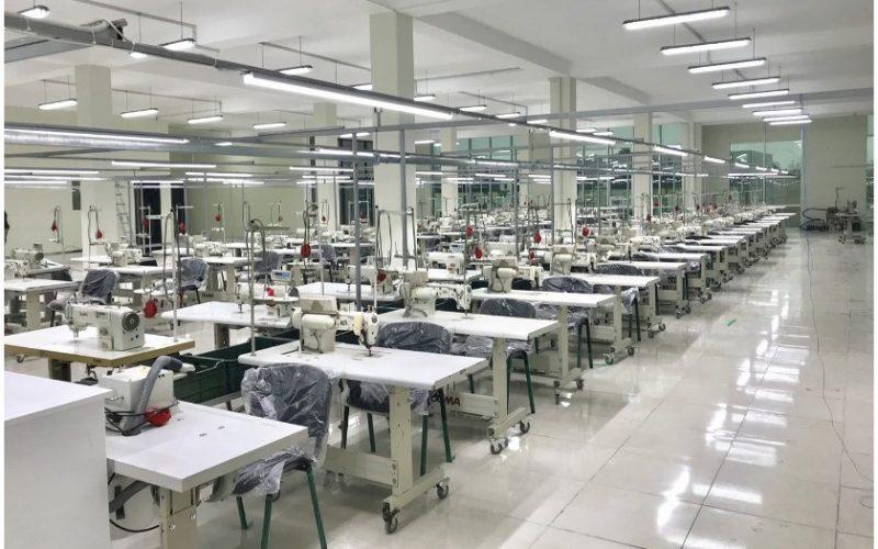 17 მაისიდან საწარმო პირველ შეკვეთას მიიღებს კომპანია H&M-სგან.
