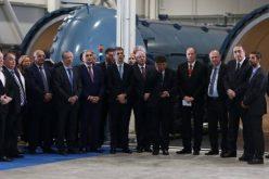 საქართველოში დღეს, ამიერკავკასიაში პირველი თვითმფრინავების კომპოზიტური ნაწილების მწარმოებელი ქარხანა ATC (Aero-Structure Technologies Cyclone) გაიხსნა