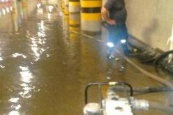 საგანგებო სიტუაციების მართვის სამსახურის ინფორმაციით, ძლიერი წვიმის გამო, უწყებაში წუხელ სულ 205 შეტყობინება შევიდა