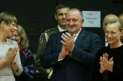 საქართველოს პრეზიდენტმა და პირველმა ლედიმ ესტონეთის პრეზიდენტს უმასპინძლეს