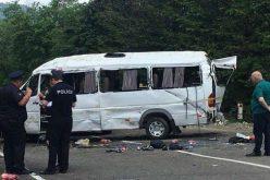მიკროავტობუსს, რომელიც 9 ივნისს გომბორის უღელტეხილზე ავარიაში მოყვა, სავალდებულო ტექდათვალიერება გავლილი არ ჰქონდა.